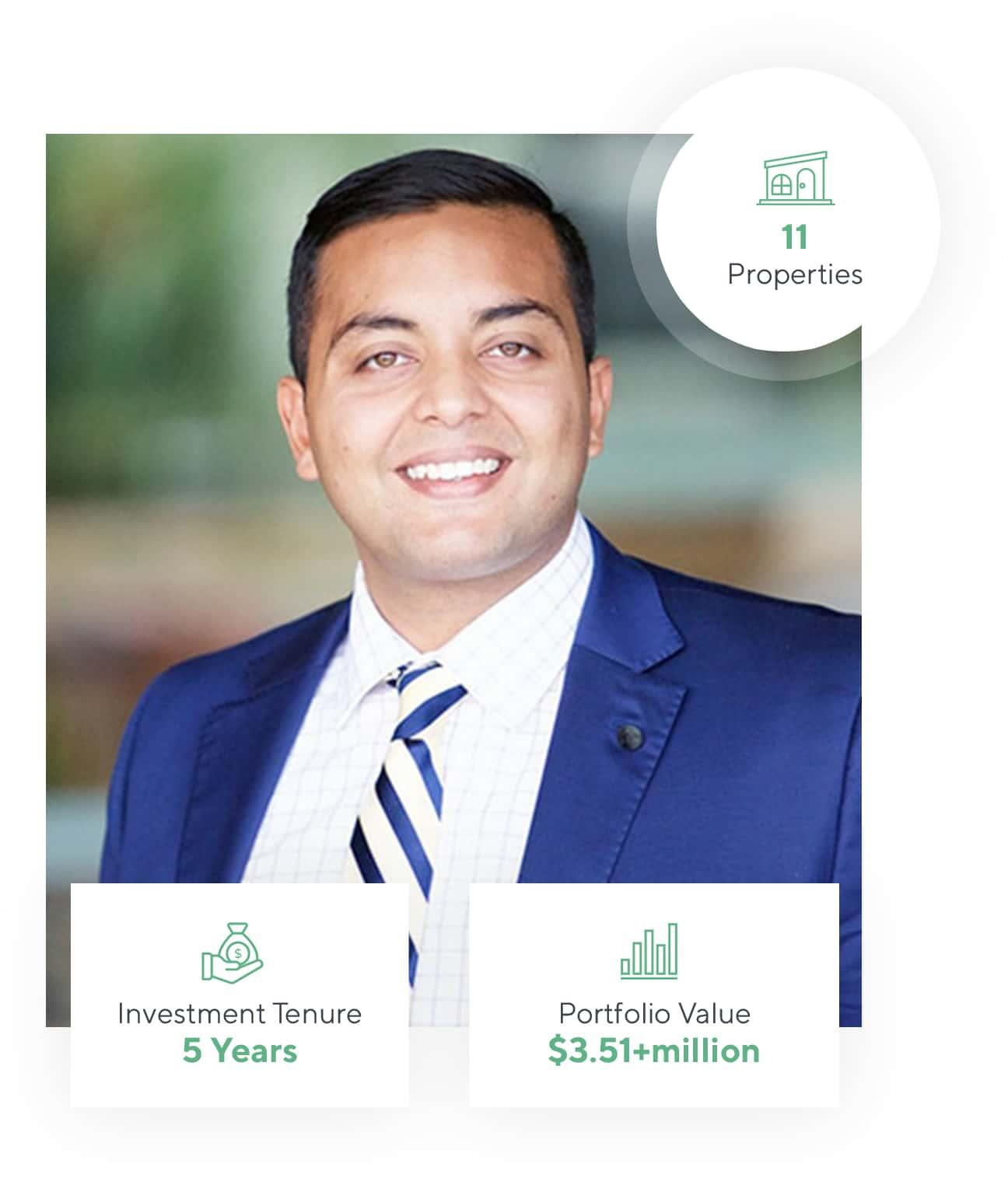 Image of InvestorKit Director - Arjun Paliwal