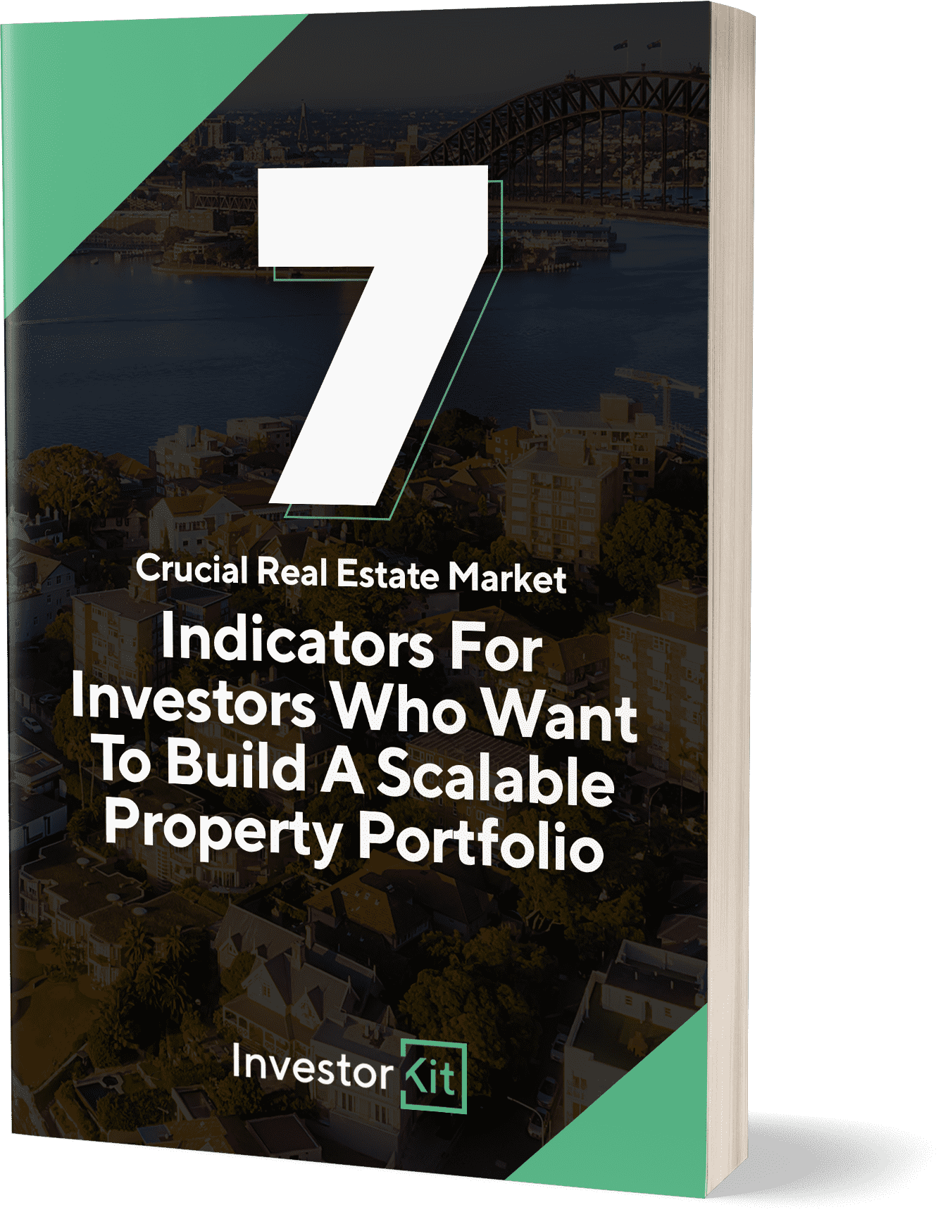 Image of eBook - 7 indicators for investors who want to build a scalable property portfolio