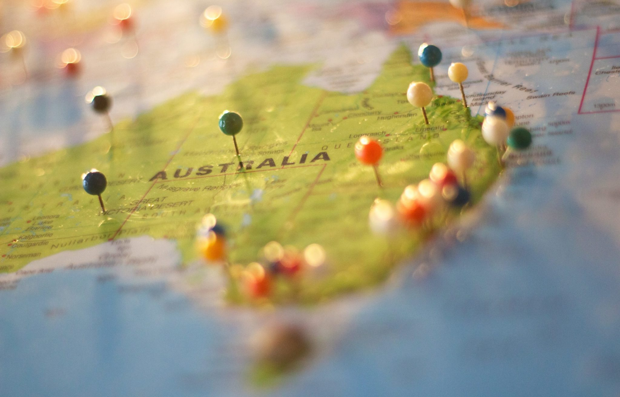 Five reasons why Australia is a great place to invest