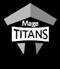 Mage Titans logo