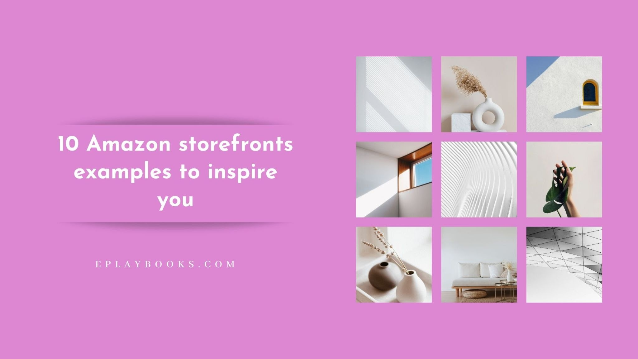 10 Amazon storefronts examples to inspire you