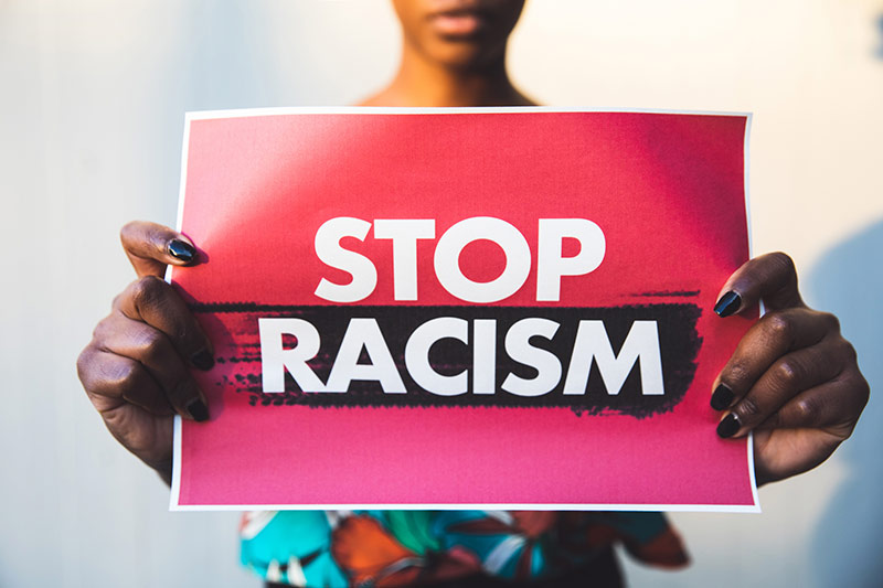 Let's Get to the Root of Racial Injustice