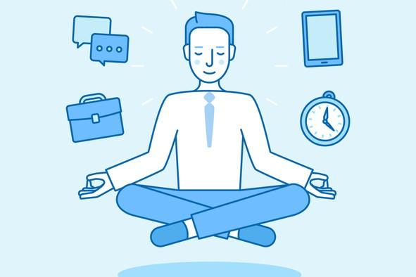 Yoga to alleviate stress