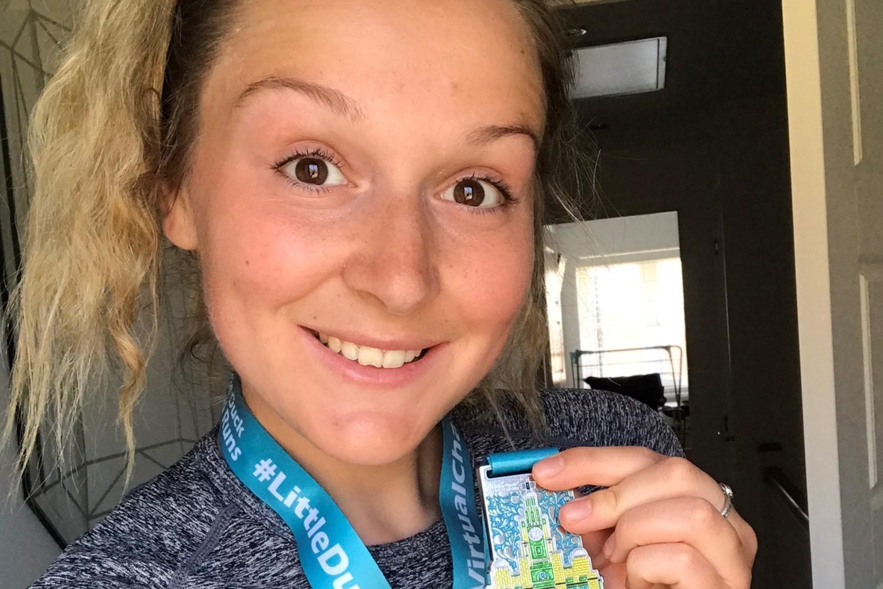 Wellbeing Champion- Amber Harrison