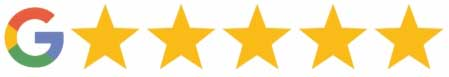 Google 5-Star Review Average