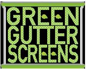 Green Gutter Screens Logo