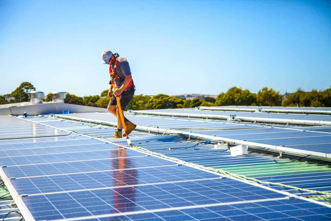 South Coast Kitchens goes solar!