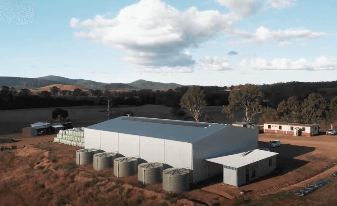 Solar Power for Farms & Sheds