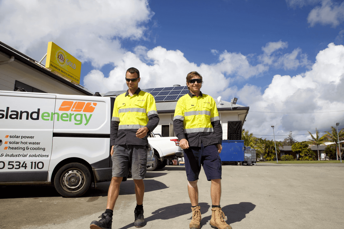 Your local solar experts.
