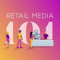 Retail Media Image - Clerk