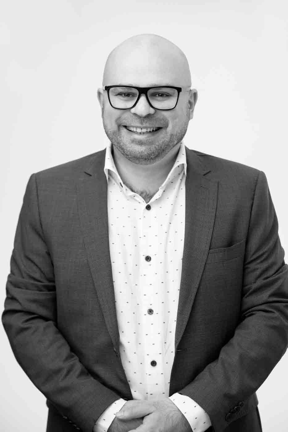 Vlad Giliadov - Chief Risk Officer at Grow Finance