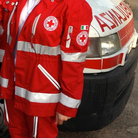 Collaborazione Croce Rossa hippocrates
