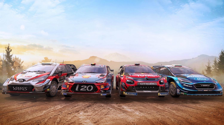 Virtuelna realnost: WRC za sve!