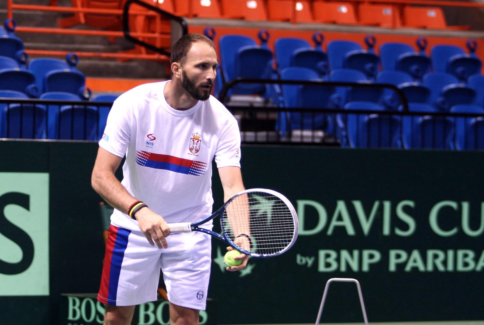 Tenis: Dušan Vemić novi selektor najbolje ženske selekcije Srbije
