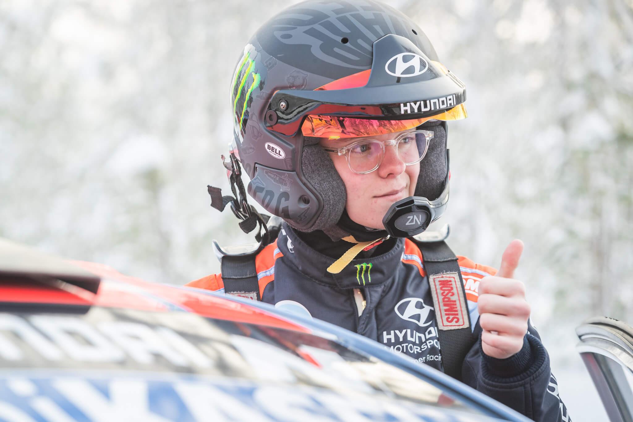 Oliver Solberg: Kako se postaje WRC šampion?