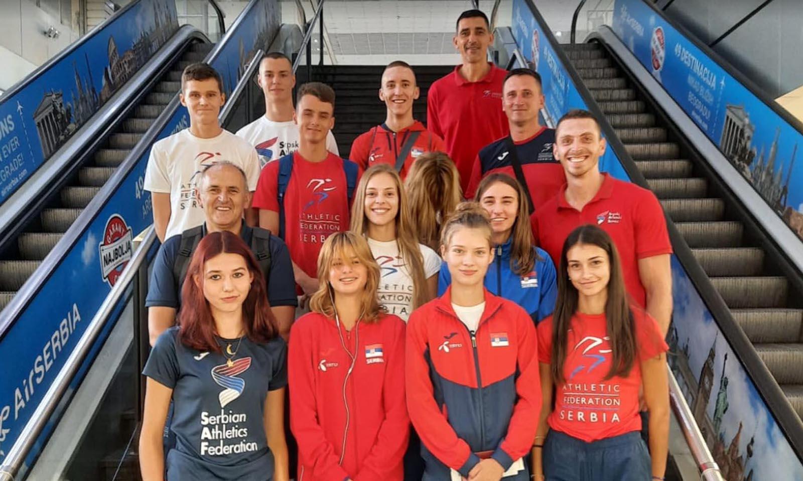 Atletika: juniori i juniorke na EP U20 u Talinu
