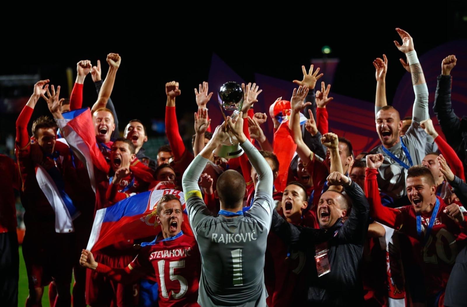 Na današnji dan, Srbija je postala prvak sveta u fudbalu