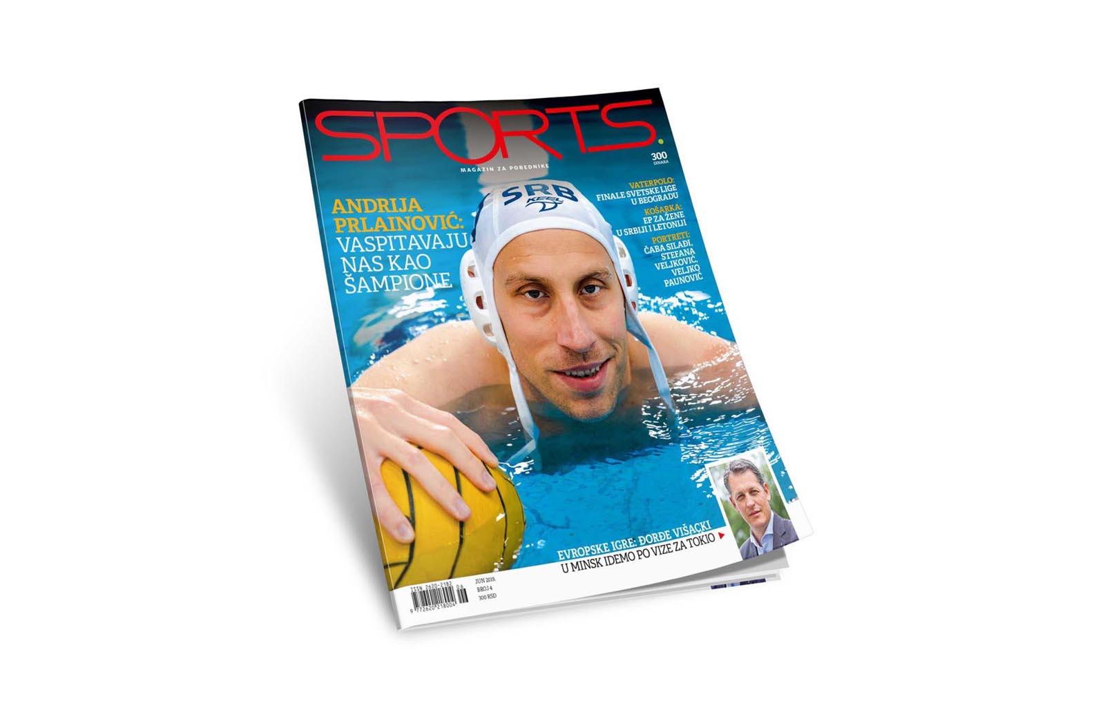 U prodaji je Sports broj 4: Šta sve može da stane u 12 meseci?