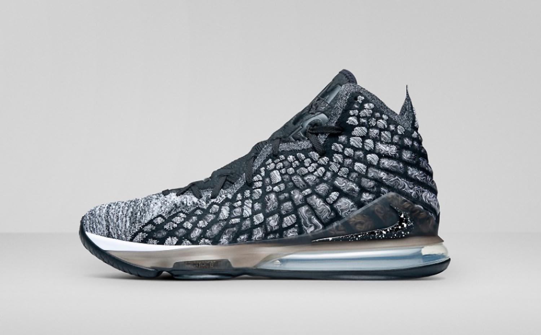 Oprema: Nike LeBron XVII - Kraljevski stil