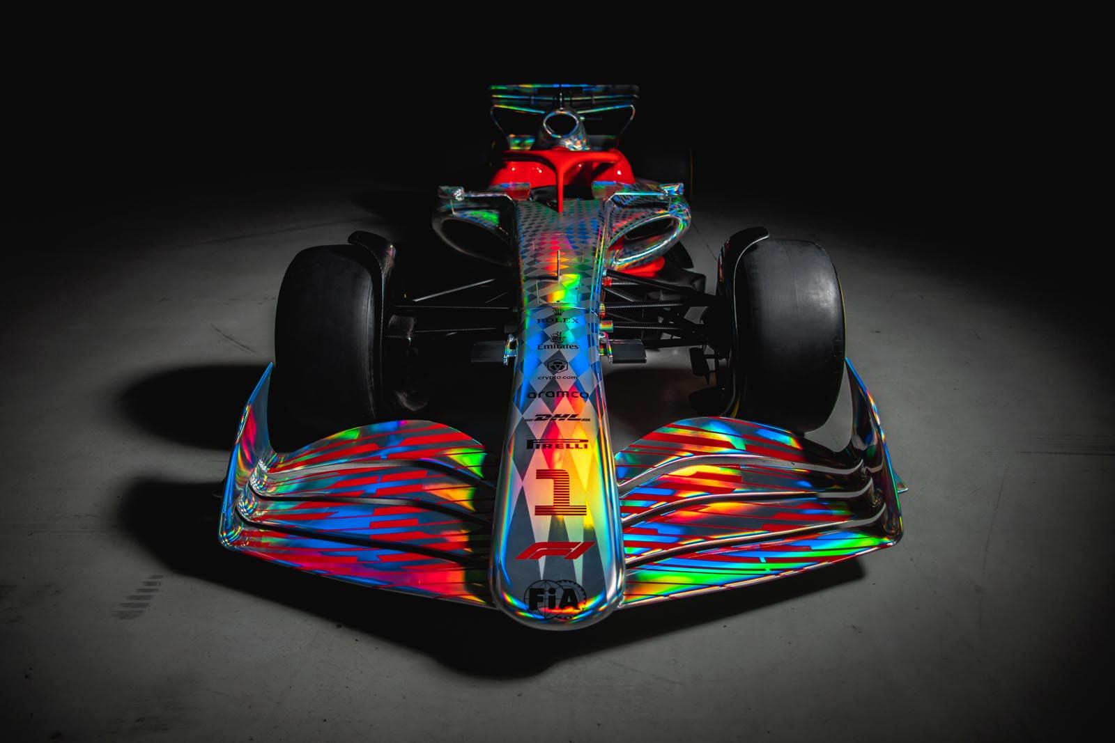 Formula 1 predstavila izgled bolida za 2022. godinu