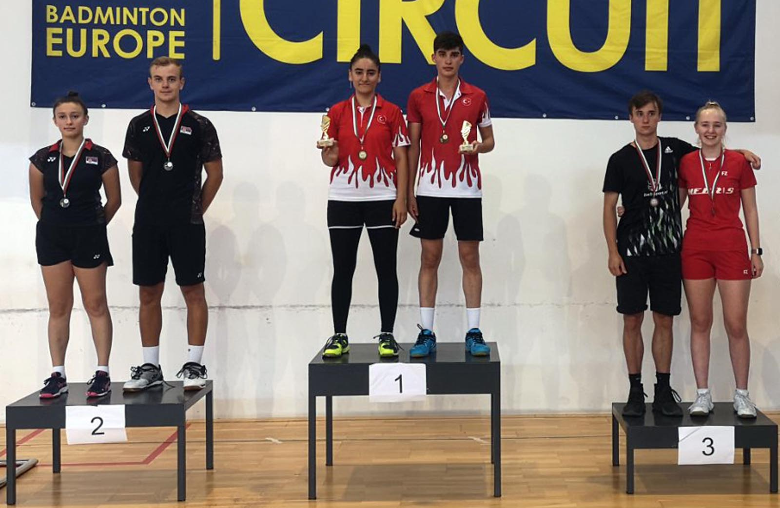 Badminton: Dva odličja na Svetskom juniorskom kupu