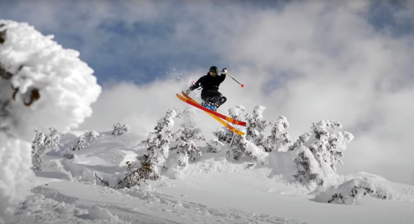 Skivas: skijaške dive koje pomeraju granice