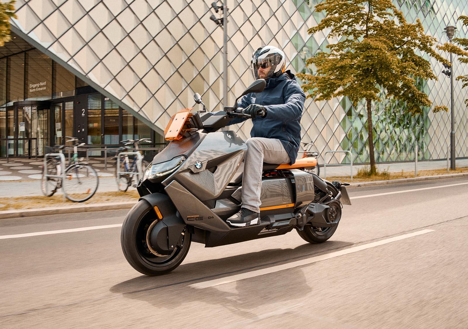 BMW Motorrad: Inovativni električni skuter