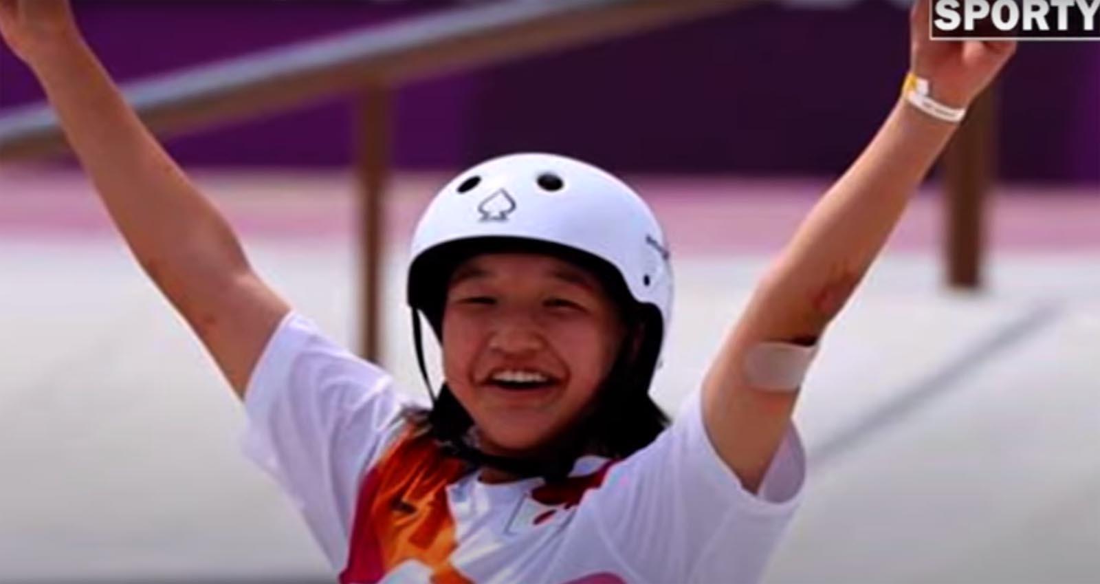 Japan dobio 13-godišnju olimpijsku šampionku!