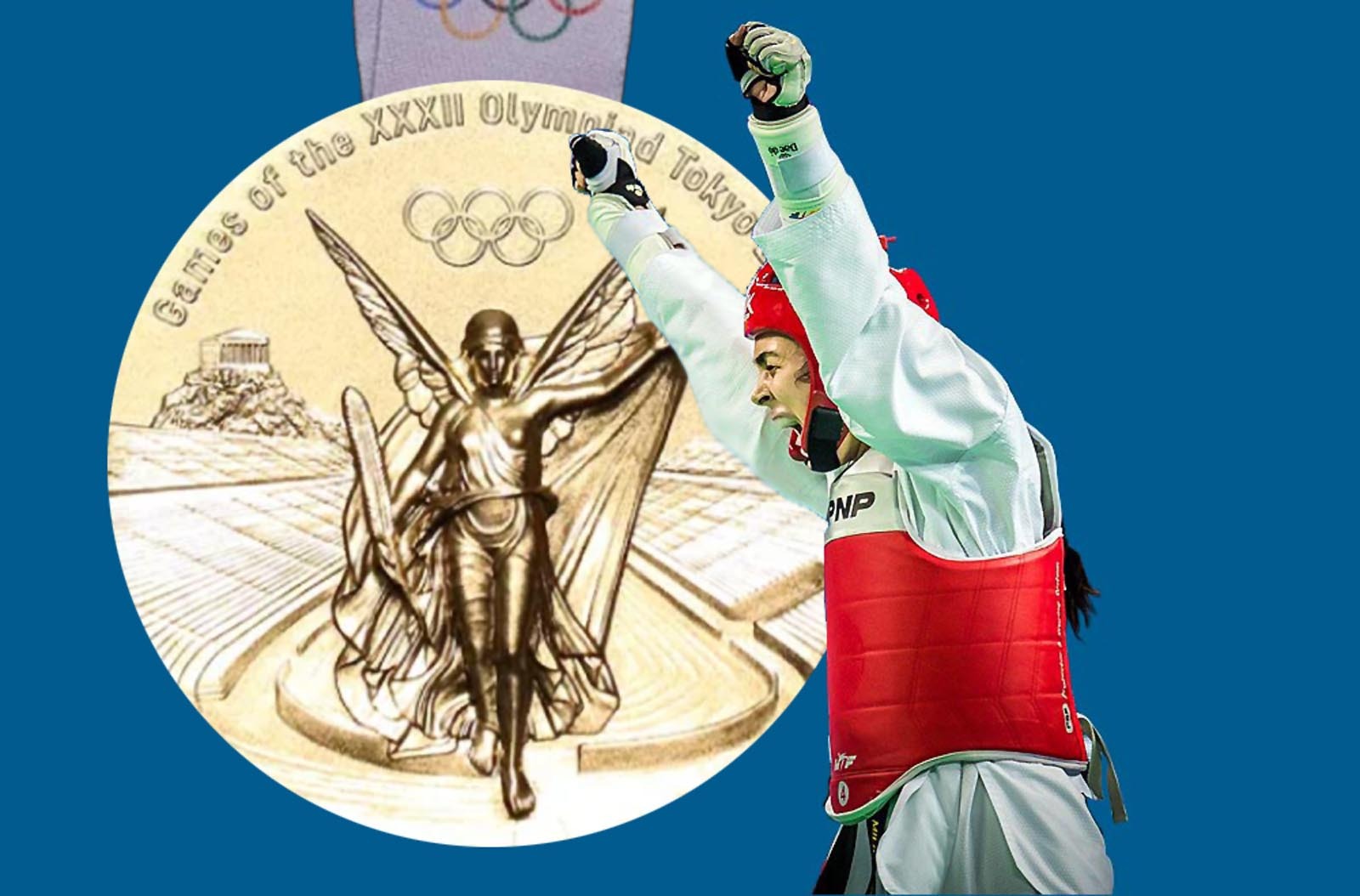 Olimpijske igre: Milica Mandić donela prvo zlato za Srbiju u Tokiju!