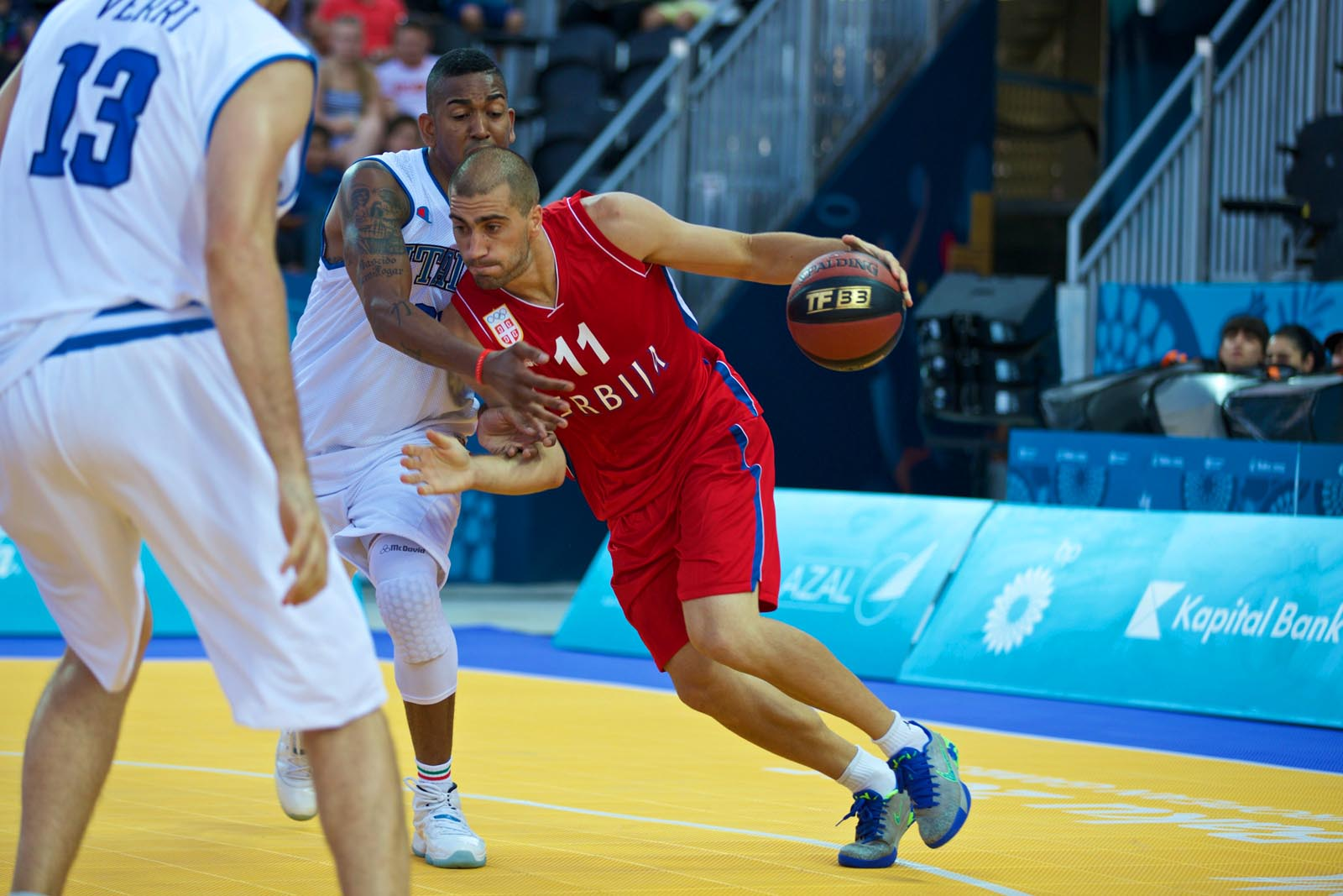 Četvrta medalja za Srbiju na OI: bronza za basketaše!