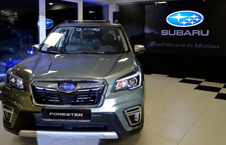 Novi Subaru Forester e-BOXER stigao na tržište Srbije