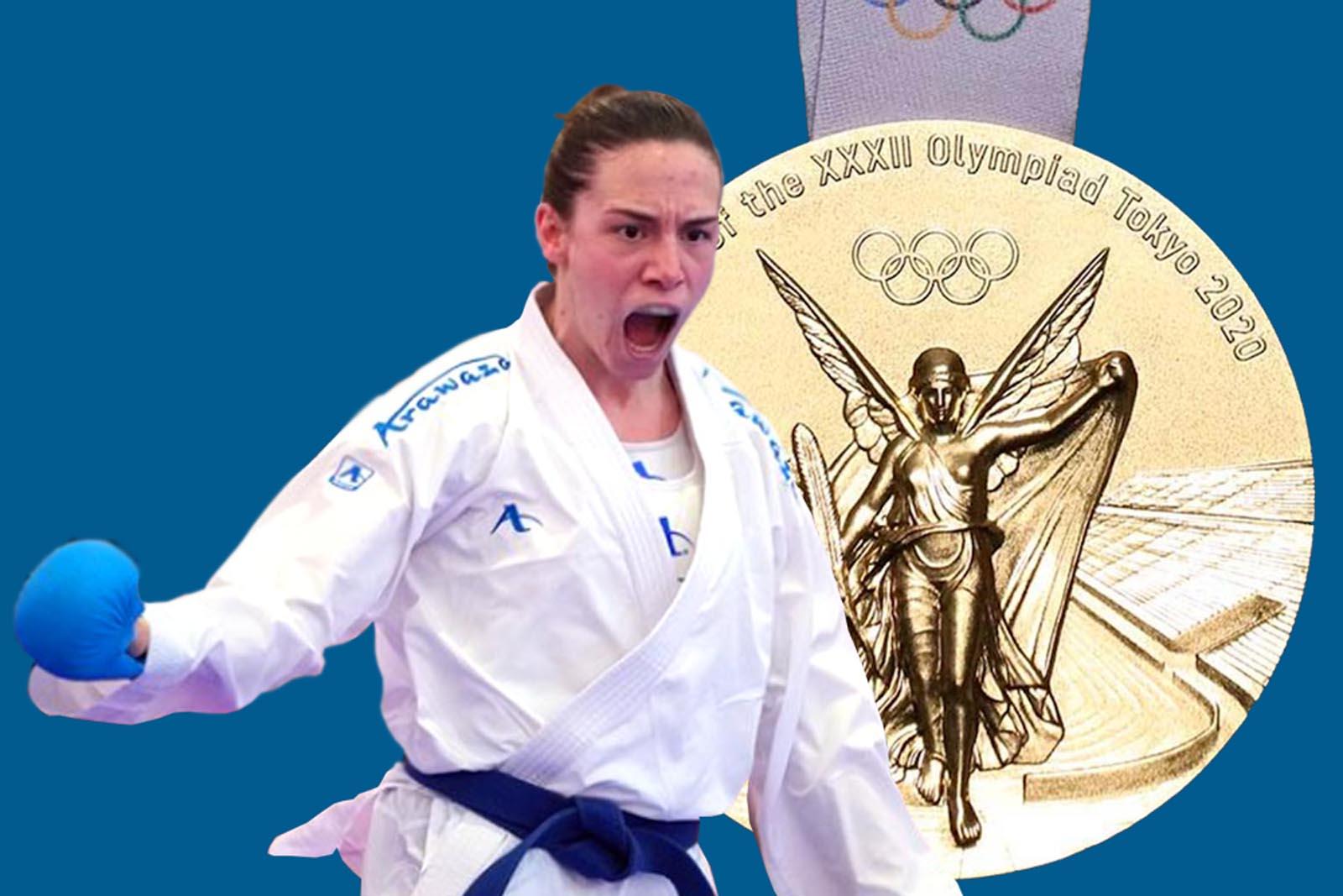 Olimpijske igre: Istorijsko zlato za karatistkinju Jovanu Preković!
