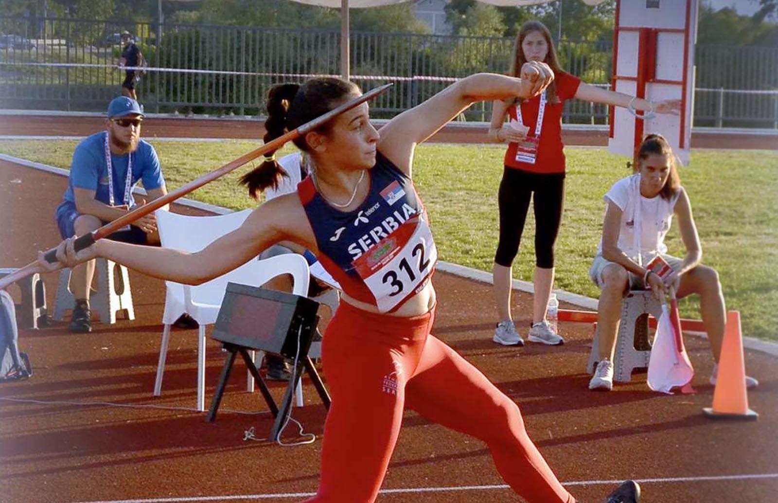 Atletika: Adriana Vilagoš najbolja na svetu!