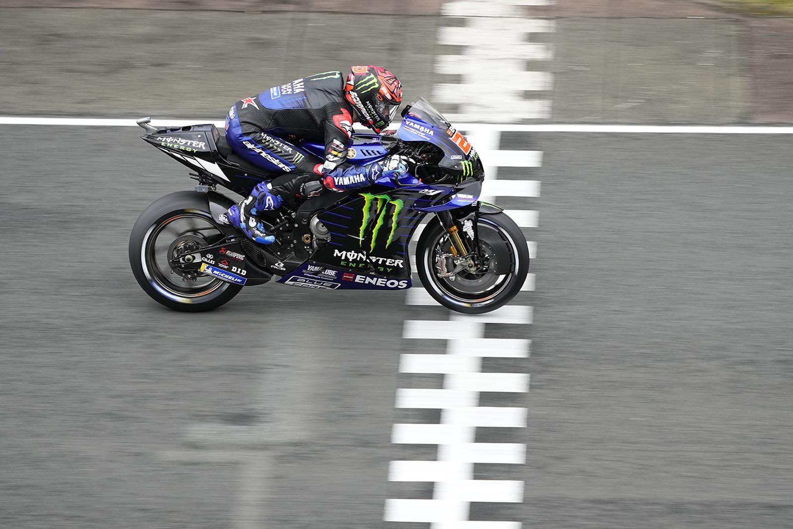 Fabio Kvartararo, novi svetski MotoGP šampion: Put do trona