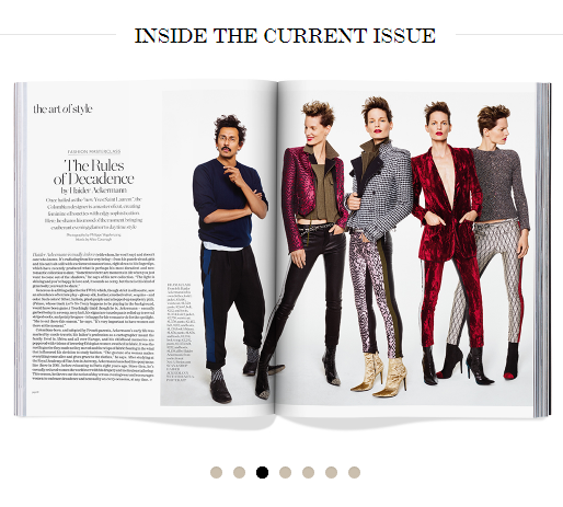 Net-a-porter are a luxury brand delivering an incredibly effective digital marketing strategy