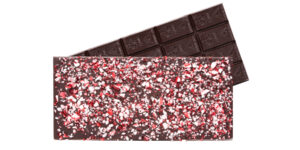 Peppermint chocolate bar