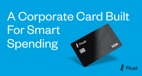 A Corporate Card Built for Smart Spending