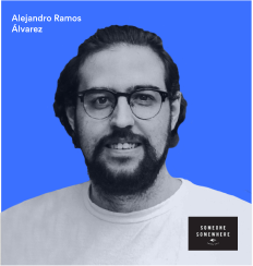 Alejandro Ramos - Cubbo cliente - Someone Somewhere