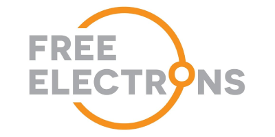 free electrons logo