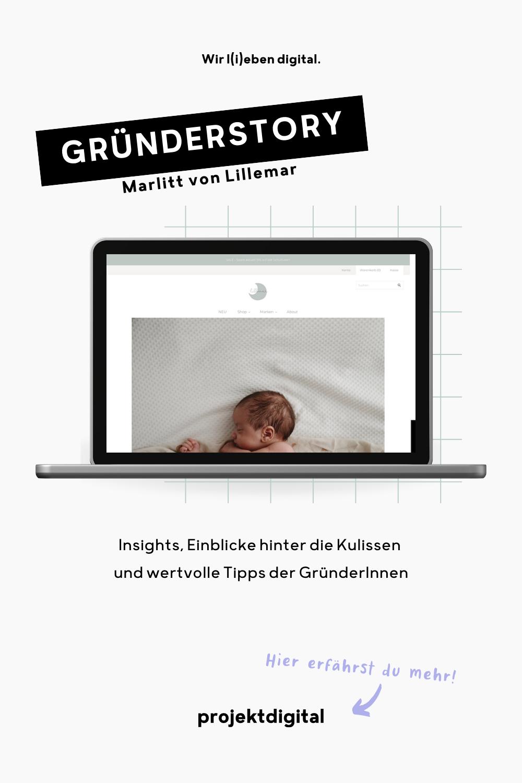 In der Gründerstory von Lillemar erfährst du, wie wir Marlitt in der Digitalisierung unterstützen konnten. Klick dich gleich zum Beitrag!