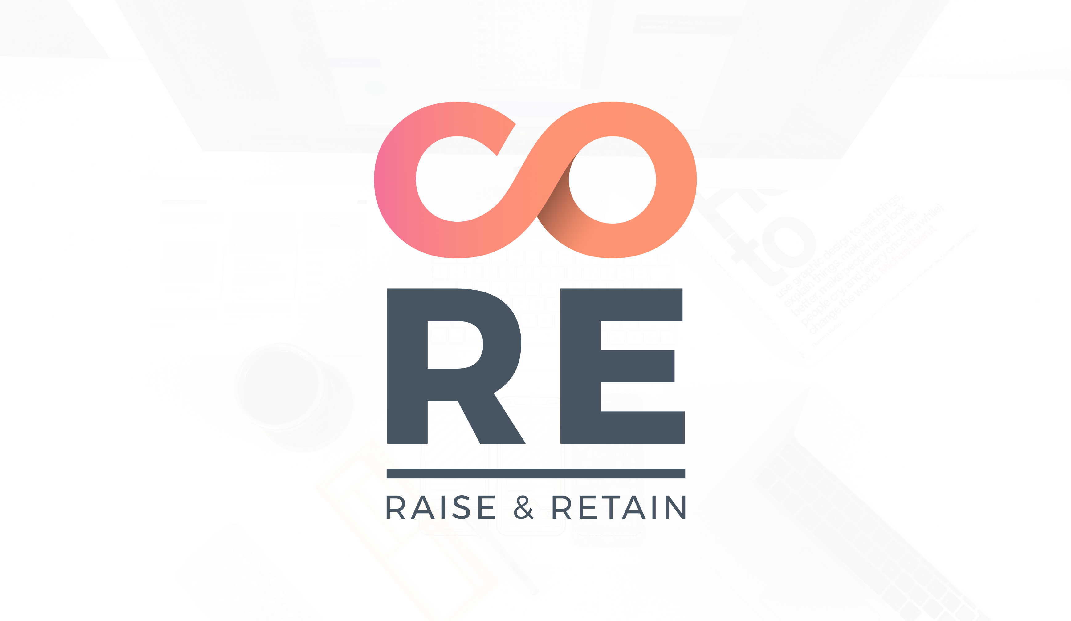 CORE - Raise & Retain logo