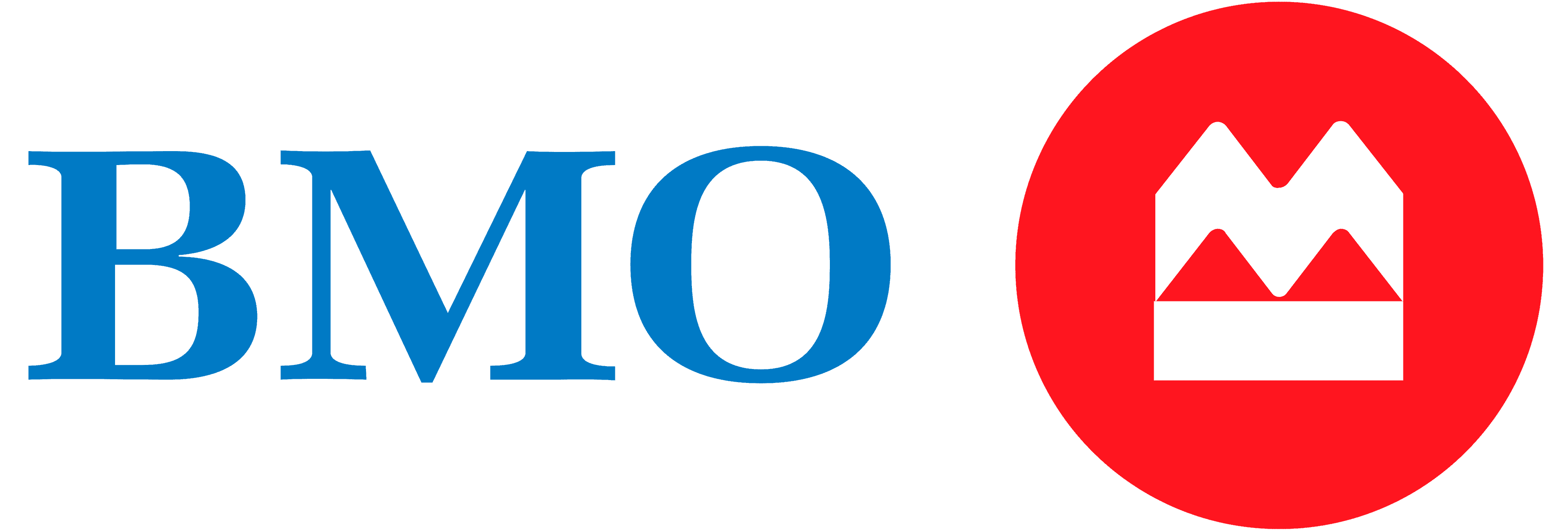The logo of BMO
