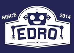 EDRO logo