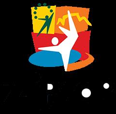Zip Zap Circus School logo