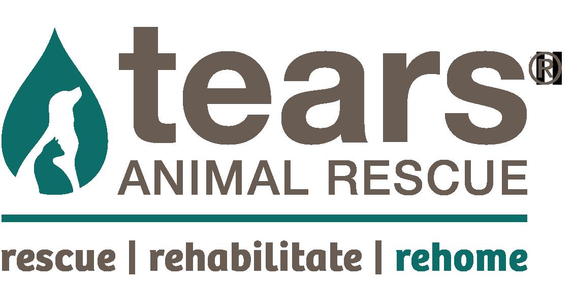 Tears Animal Rescue logo