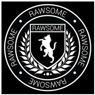 Rawsome Deep logo