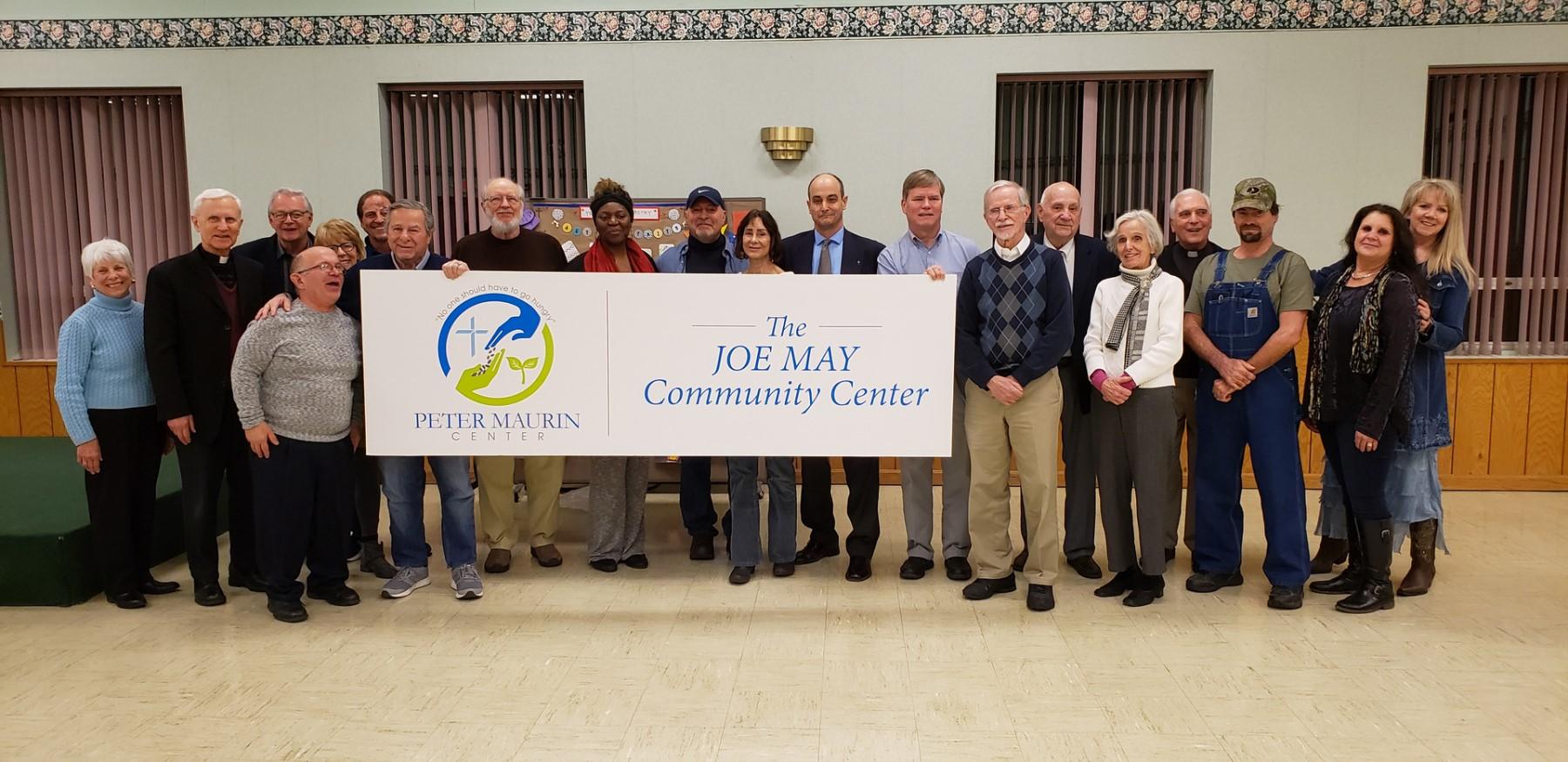 Peter Maurin Center Community Center