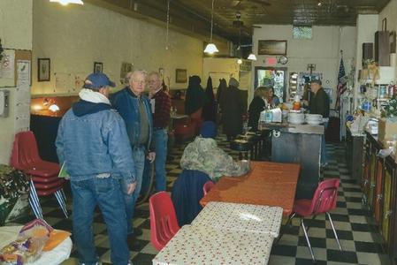 Dining Hall Volunteering