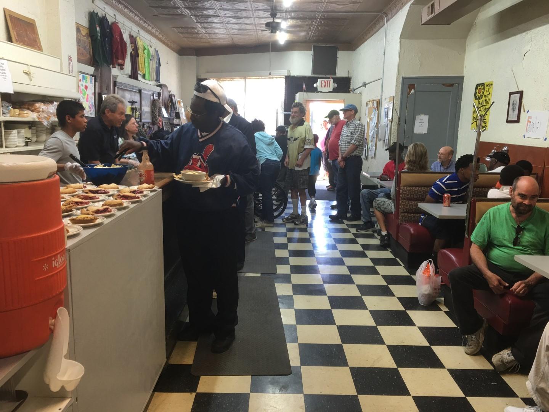 Lunch Program - Hot Meals