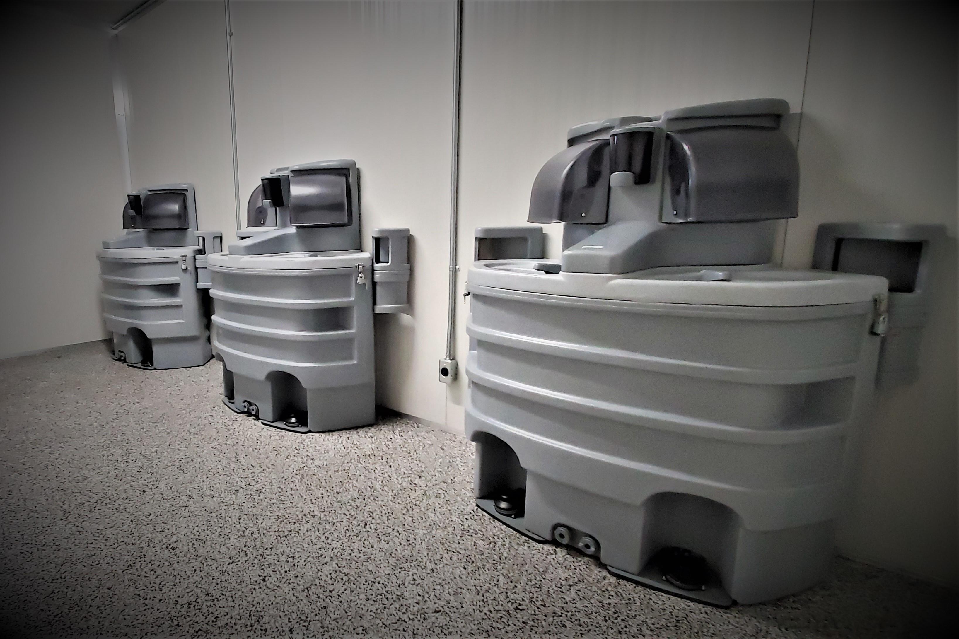 Mobile handwashing stations